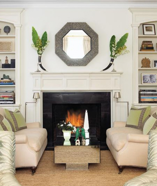 Excellent Built In Bookshelves Around Fireplace Within Stunning Built In Bookshelves Plans Picture