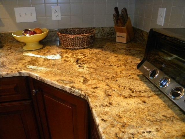 Golden Crystal Granite Countertops Westborough 2400