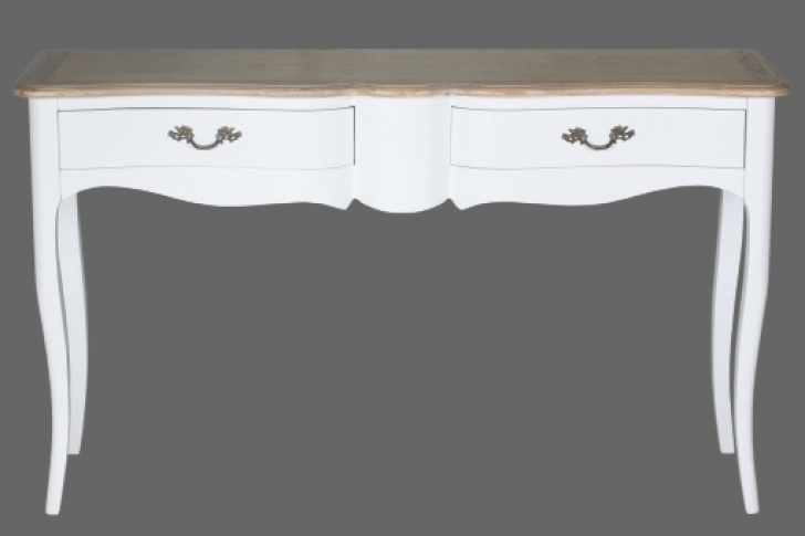 Gorgeous Console Table French Style Inside 04 026W Cambric Console Table  Images