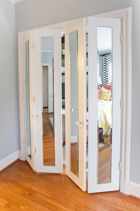 Home Hardware Decorating Ideas Throughout Sliding Mirror Closet Doors At Home Depot