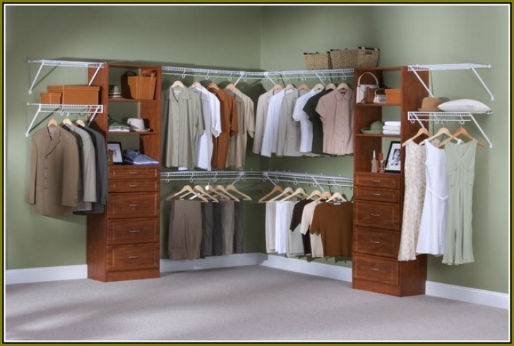 Wire Shelving Units for Closets with Best Home Decorating Ideas Pictures