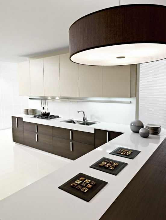 Italian Kitchen Design Inside Stunning Modern Italian Kitchen Minimalist Design Image