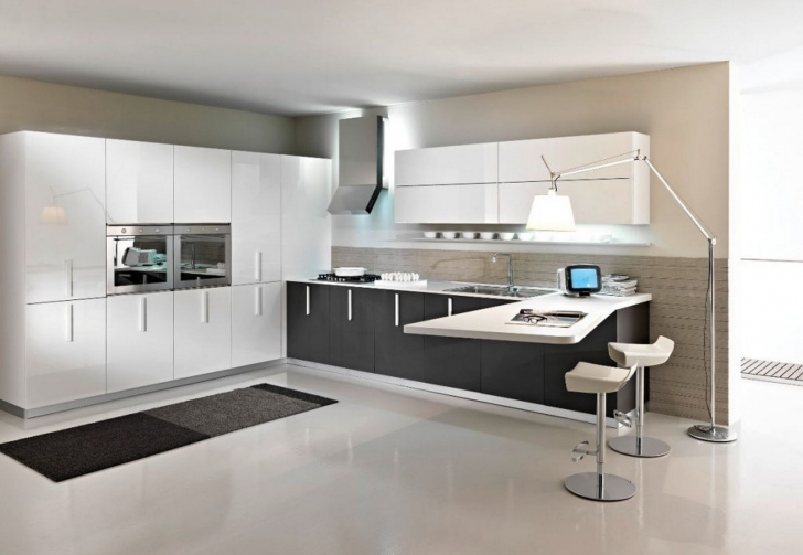 Italian Kitchen Design Within Fantastic Modern Italian Kitchens Decoration Ideas Inspiration Pic
