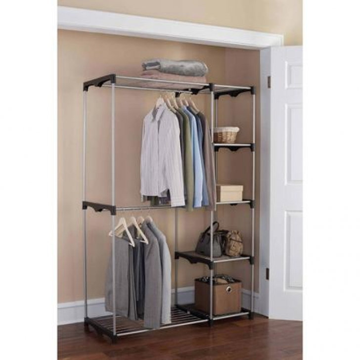 Wire Shelving Units for Closets Regarding Organization Storage Images