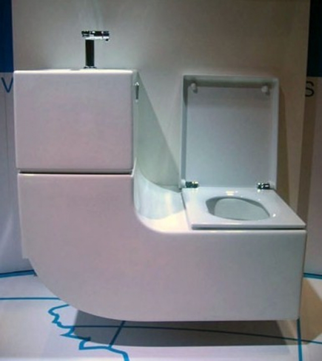 Toilet Sink Combo Inside Roca Washbasin Watercloset Images
