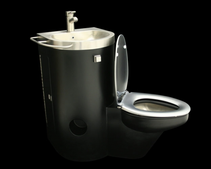 toilet sink combo toilet sink combo within black neocomby luxury toilet 11159