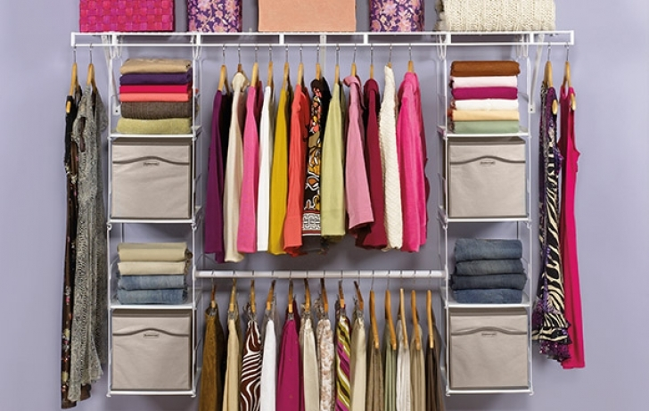 Wire Shelving Units for Closets With Regard To Cool Gallery Pic Pic