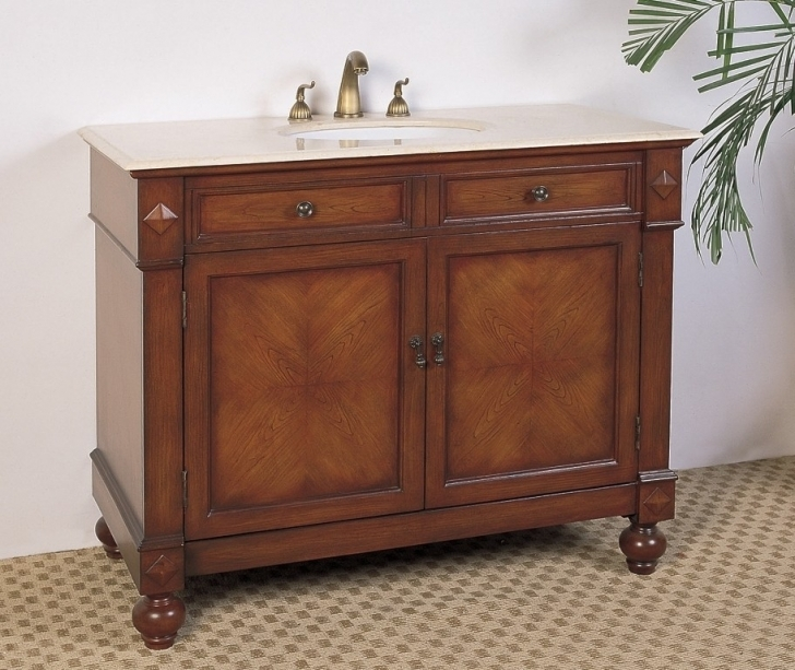 42 Inch Bathroom Vanity Cabinet Stylish Design Ideas 039