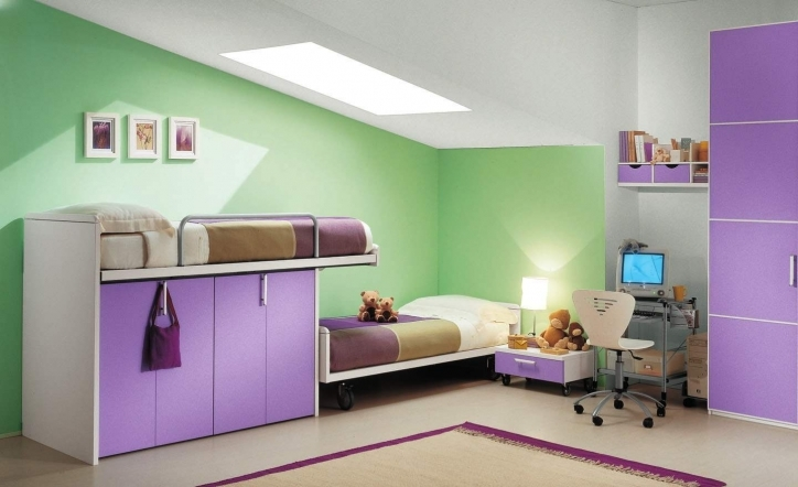 Bedroom Cupboard Designs And Colours With Incredible Wooden Cupboard Design With Purple Colour Cart Chair Image 789