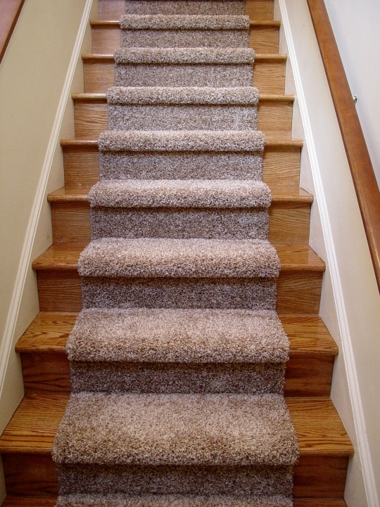 Hardwood Stairs Carpet Runner Ideas Images 761
