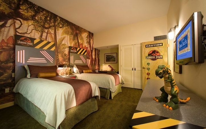 Jurassic World Bedding Best Kid Themed Hotel Rooms Family Vacation Critic Image 116