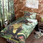 Jurassic World Bedding Themed Bedroom