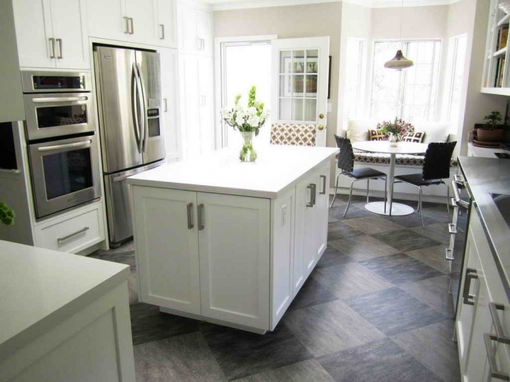 Kitchen Flooring Ideas With Amazing Ireland Kitchen Ideas And White Cabinets Image725