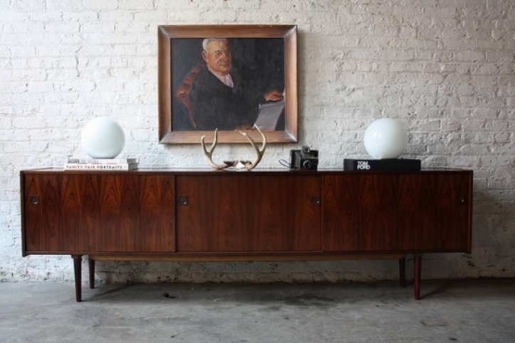 Mid Century Modern Credenza Regarding Fantastic Danish Mid Century Modern Furniture Ideas Pic 770
