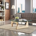 Noguchi Coffee Table for Stylish Living Room Furnishing