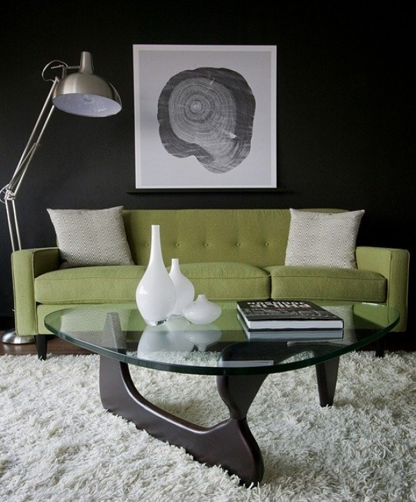 Noguchi Coffee Table Within Marvelous Modern Classics Apartment Therapy Photo 342
