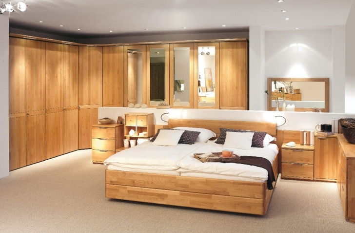 Paint Colors For Bedrooms With Light Wood Furniture With Fascinating Large In Built Bedroom Furniture Decoration And Solid Light Oak Wood Bedroom Cupboard Pictures