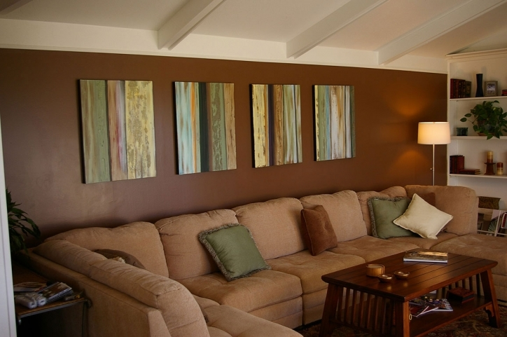 Paint Colors For Living Room With Cozy Brown Wall Color Designs For Living Room 815