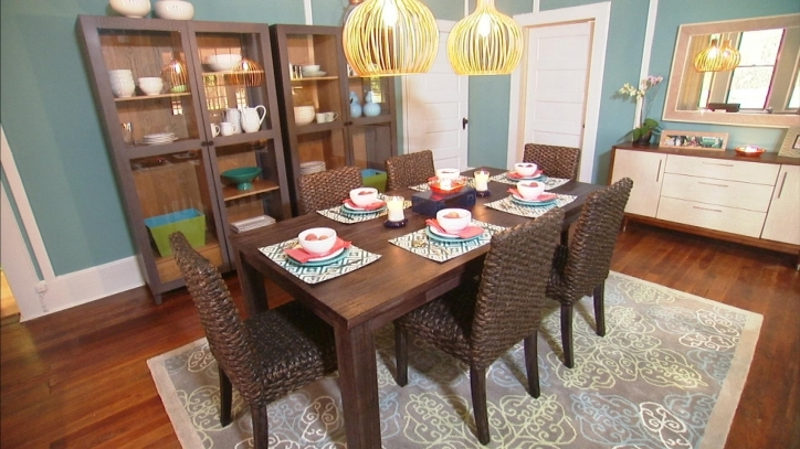 Rustic Dining Room Sets With Amazing Dinning Room Table Arrangements Design Ideas Picture 333