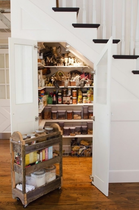 Under Stairs Storage Ideas Cork Interior Design 881