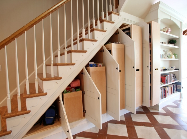 Under Stairs Storage Ideas Functional Space Ideas Solutions 661