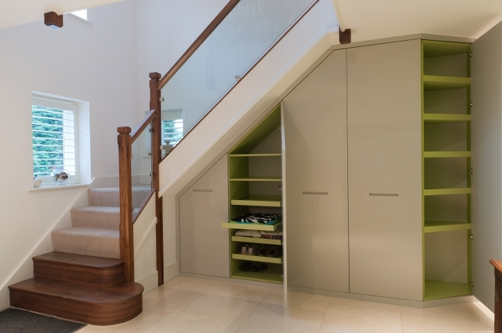 Under Stairs Storage Ideas Home Decorating Design Solution Pictures 598