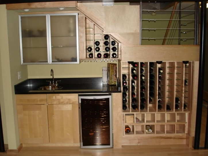 Under Stairs Storage Ideas In Kitchen Decoration 205