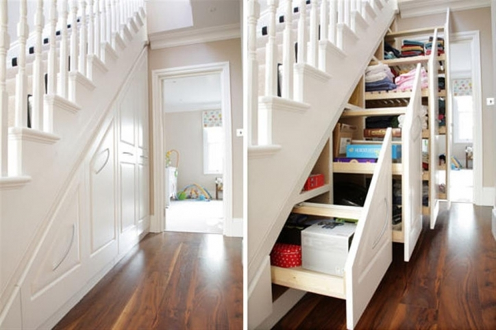 Under Stairs Storage Ideas With Elegant Home Decor Basement Design 769