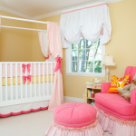 Baby Girl Nursery Themes and Colors Bedroom Decor
