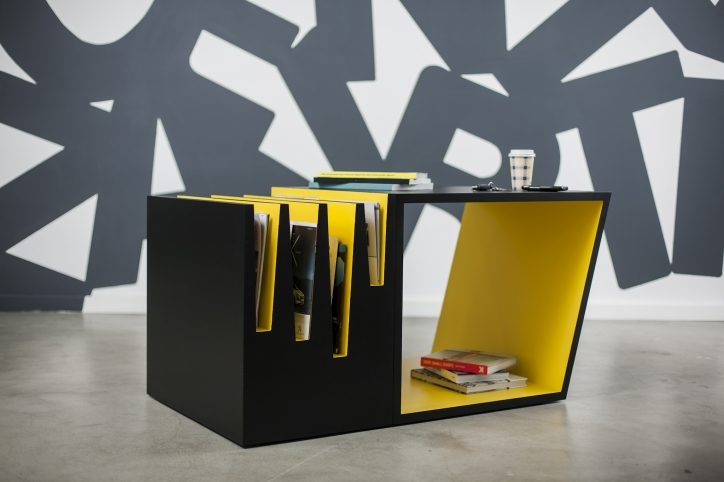 Contemporary Coffee Tables With Storage Black And Yellow Unique Design Ideas Images