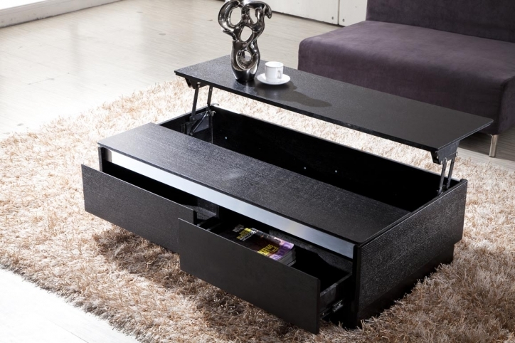 Contemporary Coffee Tables With Storage Mid Century Modern Ideas Image