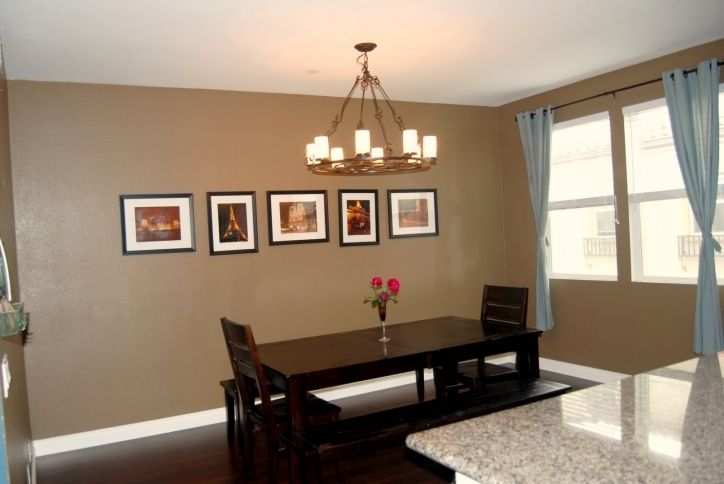 Dining Room Paint Colors Ideas Gray Walls Painting
