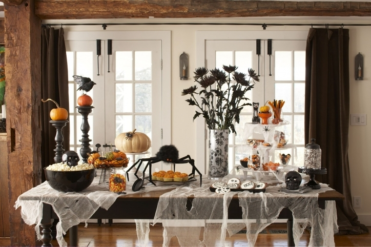 Gorgeous Halloween Decoration Ideas For Party Home Decor Ideas Photos