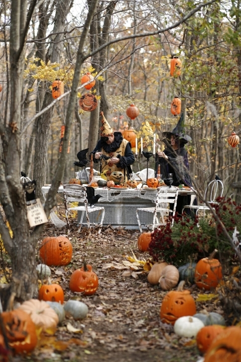 great halloween decoration ideas for party decor inspirations compilation of creative halloween decorations pictures - Great Halloween Decorations