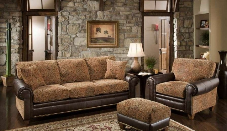 Rustic Living Room Paint Colors Modern Home Decorating Design Photos