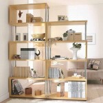 Open Shelving Units Living Room Ideas