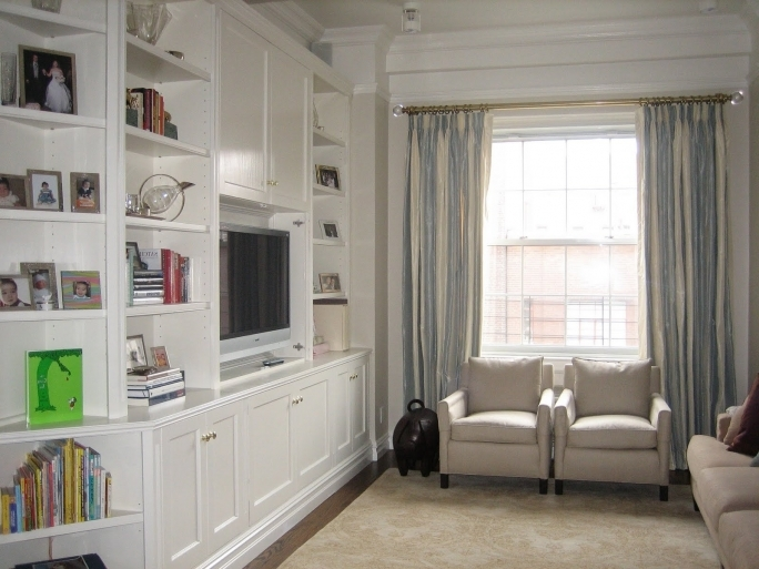 Open Shelving Units Living Room Storage With Tv Stand 9