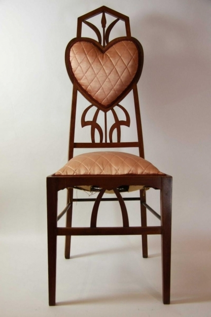 Art Deco Furniture Style Reproductions An Art Nouveau Chair Circa Fine And Decorative Arts Pictures
