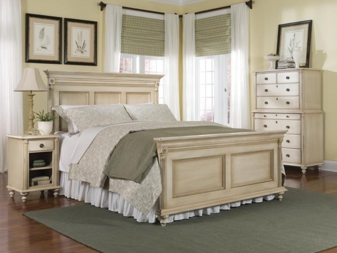 Painted Bedroom Furniture Cream Ideas Image