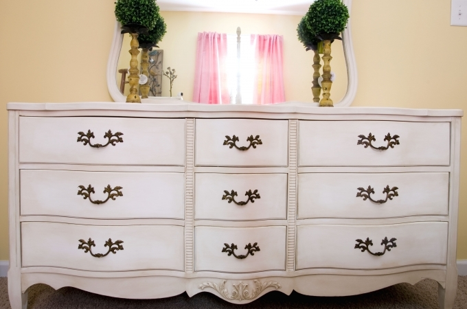 Painted Bedroom Furniture Ideas Sunset Room Image