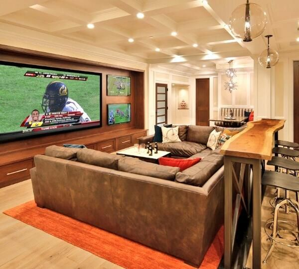 Getting the Best Home Theater Furniture Seating