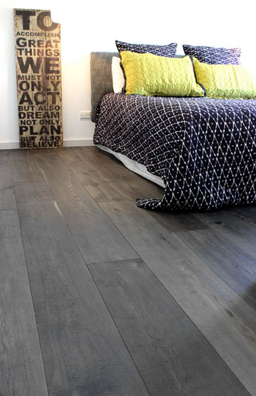 Grey Bamboo Flooring Nice For Bedroom