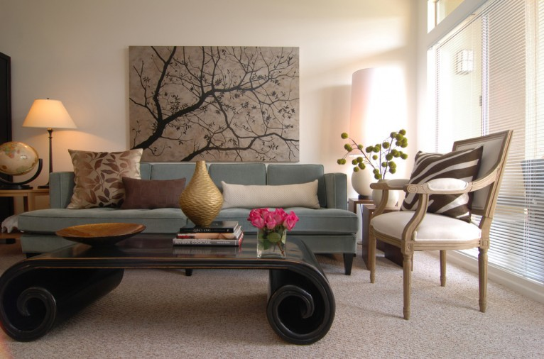 Scroll Coffee Table Ideas