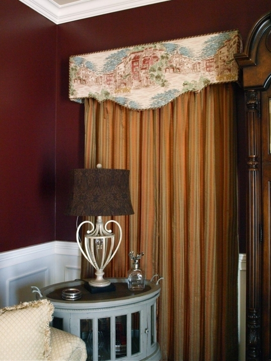 Awesome Cornices For Windows Custom Single Window Treatments Images