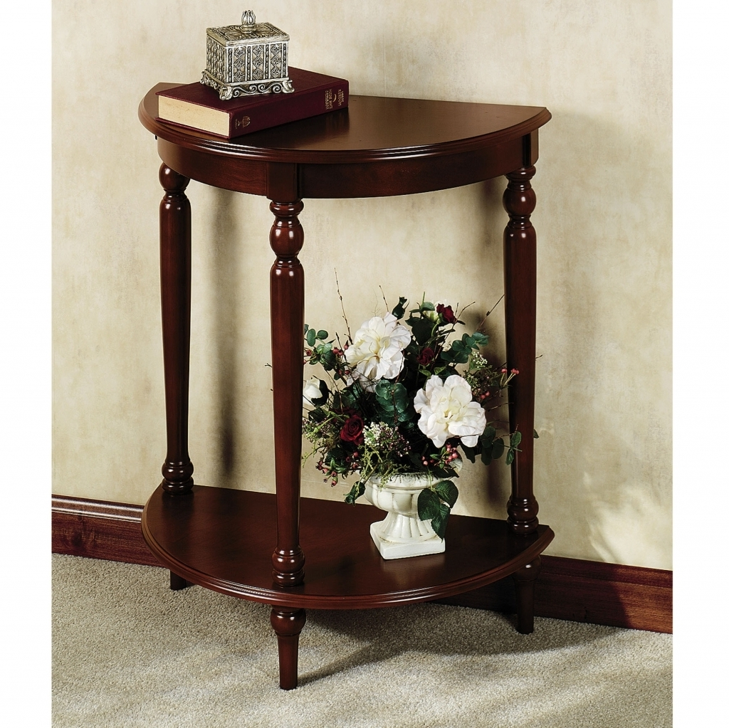 Awesome Small Entry Table Furniture With Foyer Table Images