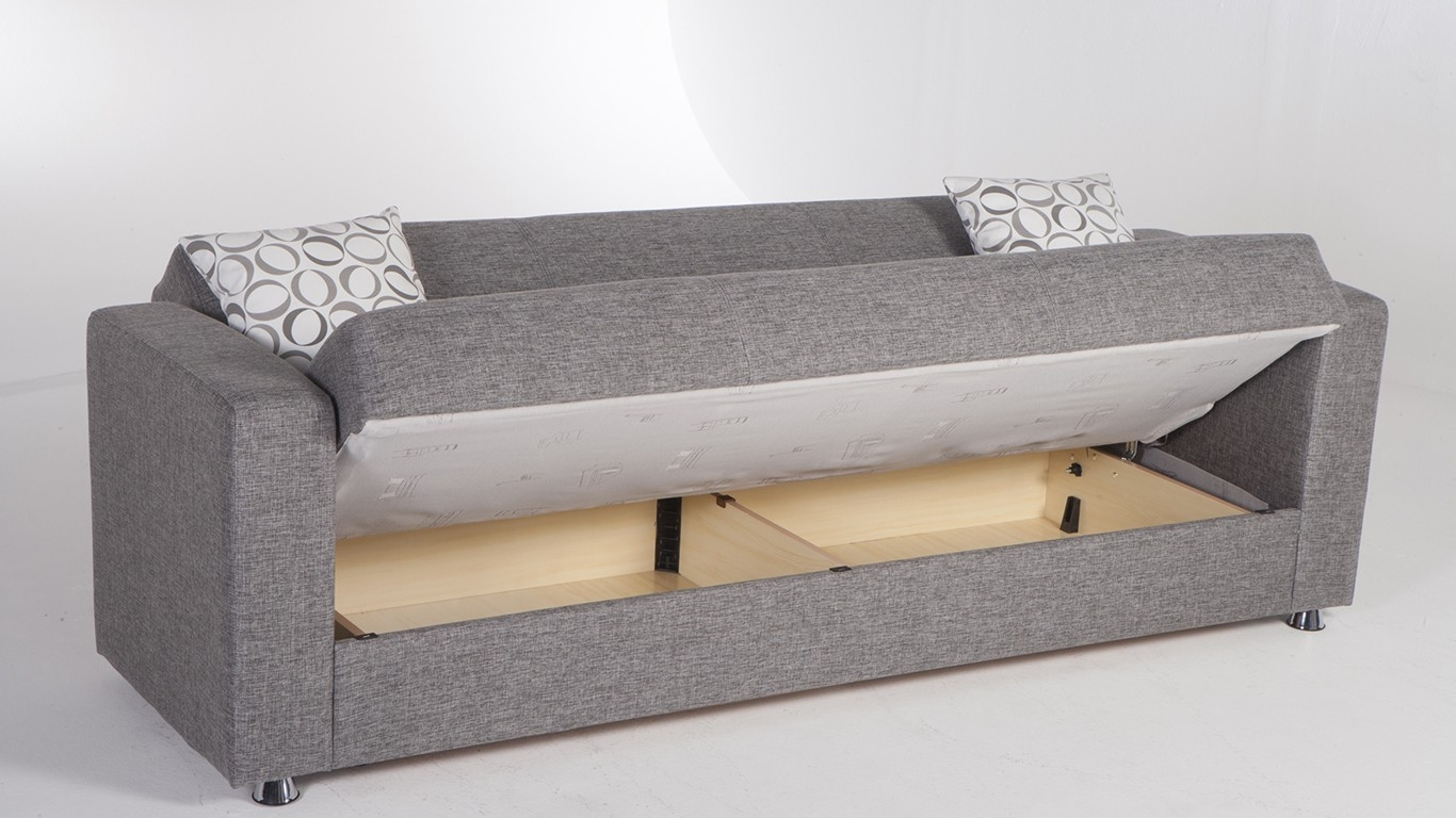 Awesome Sofa Sleeper With Storage For Tokyo Sofa Bed With Storage