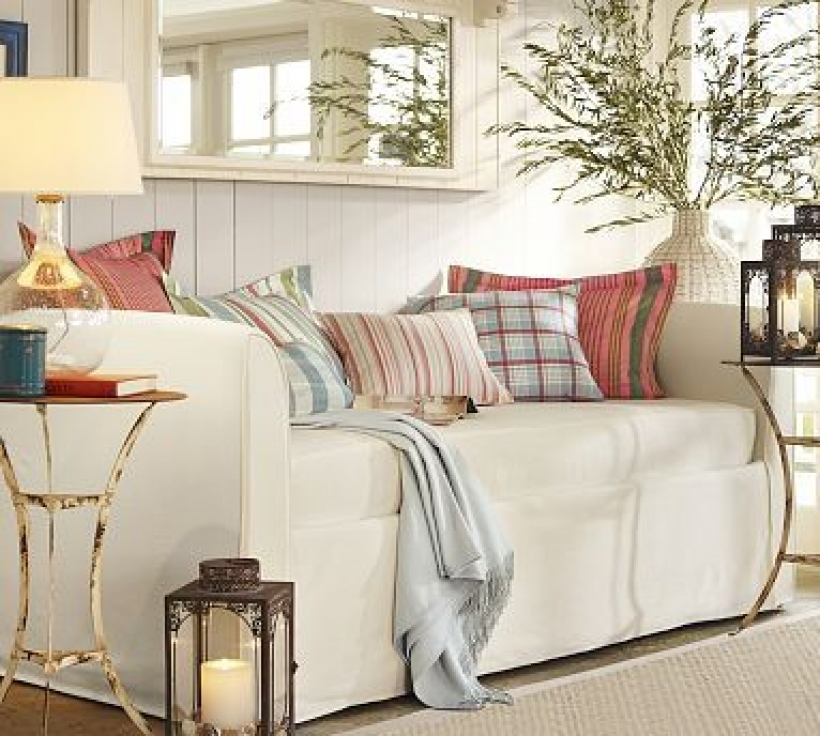 Beautiful Daybed Mattress Cover Inside Lewis Daybed Mattress Cover Photos