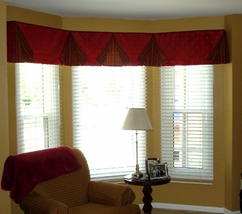 Brilliant Cornices For Windows With Modern Valances Pic