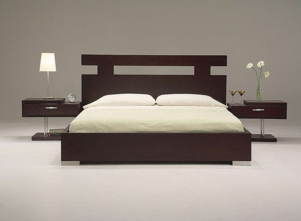 Gorgeous Wood Headboard Designs for Beds