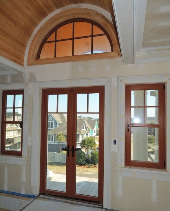 Comfy French Doors With Transom Henselstone Window And Door Systems Images